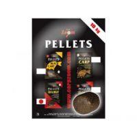 Halibut Pellets - s otvorem - 10 kg/15 mm/Halibut