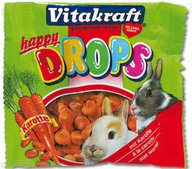 Happy Drops Karotte   (40g)