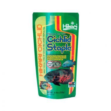 Hikari Cichlid Staple  mini, medium, large 250g
