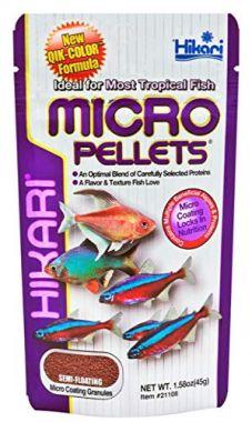 Hikari Tropical Micro Pellets 80g