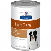 Hill's Prescription Diet Canine J/D konzerva 370 g