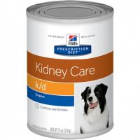 Hill's Prescription Diet Canine K/D konzerva 370 g