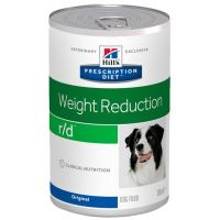 Hill's Prescription Diet Canine R/D konzerva 350 g