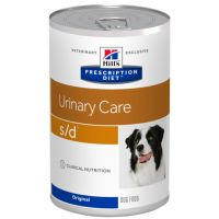 Hill's Prescription Diet Canine S/D konzerva 370 g