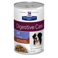 Hill's Prescription Diet Canine Stew i/d Low F. Chicken,Rice&Veget. konz. 354 g