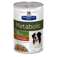 Hill's Prescription Diet Canine Stew Metabolic with Chicken & Vegetables 354g