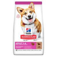 Hill's Science Plan Canine Adult Small & Mini Lamb & Rice 6 kg