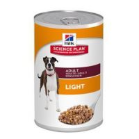 Hill's Science Plan Canine konz. Adult light Chicken 370 g