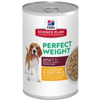 Hill's Science Plan Canine konz. Adult Perfect Weight 363 g