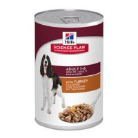 Hill's Science Plan Canine konz. Adult Turkey 370 g