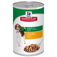 Hill's Science Plan Canine konz. Puppy Chicken 370 g