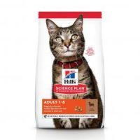Hill's Science Plan Feline Adult Lamb & Rice 10 kg