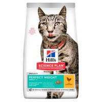 Hill's Science Plan Feline Adult Perfect Weight Chicken 7 kg