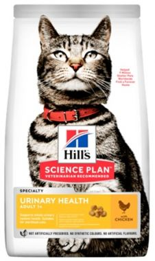 Hill's Science Plan Feline Adult Urinary Health Chicken 7 kg
