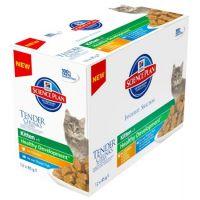 Hill's Science Plan Feline Kitten kapsička Chicken+Turkey 12x85 g