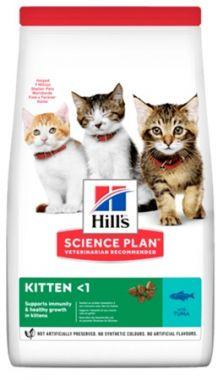 Hill's Science Plan Feline Kitten Tuna 1,5 kg