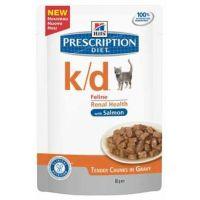 Hill´s cat (dieta) K/D kapsa 85g