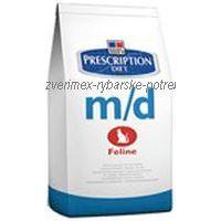 Hill´s cat (dieta) M/D  5kg