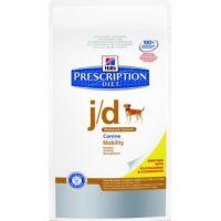 Hill´s dog (dieta) J/D 4kg - Reduced calorie