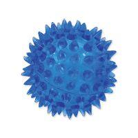 Hračka DOG FANTASY míček modrý 5 cm (1ks)