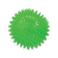 Hračka DOG FANTASY míček zelený 12 cm (1ks)