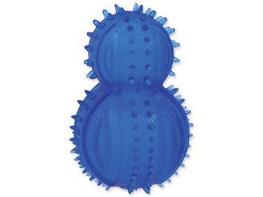 Hračka DOG FANTASY soudek gumový modrý (1ks)