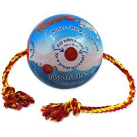 Hračka DOG FANTASY Tuggo Ball 25 cm (1ks)
