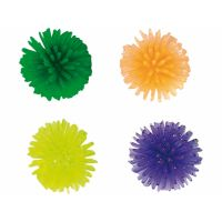 Hračka míček s bodlinami   (4ks)