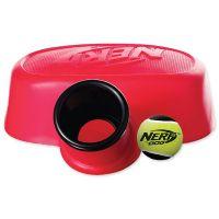 Hračka NERF pumpa vystřelovací červená (1ks)