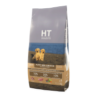 HT DOG Puppy mini, medium  12,5 kg