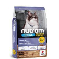 I17 Nutram Ideal Indoor Cat - pro kočky chované v bytě 5,4kg