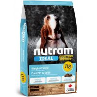 I18 Nutram Ideal Weight Control Dog - pro dospělé psy – kontrola váhy 11,4kg