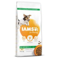 IAMS Dog Adult Small & Medium Chicken (12kg)