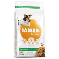 IAMS Dog Adult Small & Medium Lamb (3kg)