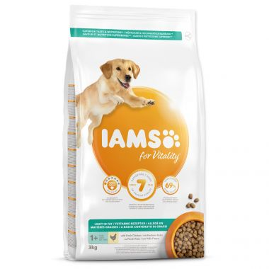 IAMS Dog Adult Weight Control Chicken (3kg)