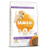 IAMS Dog Puppy Large Chicken (12kg)