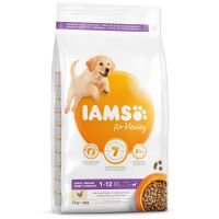 IAMS Dog Puppy Large Chicken (3kg)