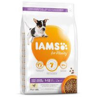 IAMS Dog Puppy Small & Medium Chicken (3kg)