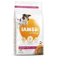 IAMS Dog Senior Small & Medium Chicken (3kg)