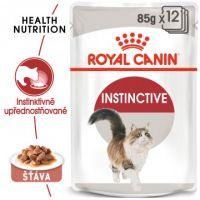 Royal Canin Instinctive Gravy kapsička pro kočky ve šťávě 12x