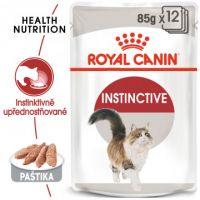 Royal Canin Instinctive Loaf kapsička s paštikou pro kočky 12x