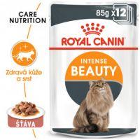 Royal Canin Intense Beauty Gravy kapsička pro kočky ve šťávě 12x