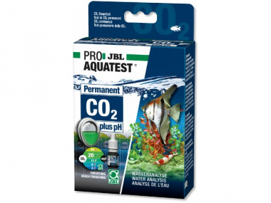 JBL Test vody PROAQUATEST CO2-pH Permanent