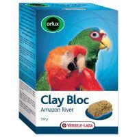 Jílový blok VERSELE-LAGA Clay Bloc Amazon River pro větší papoušky (550g)