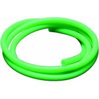 JSA fish - Náhradní gumy do praků - 100cm-4x7mm - zelená