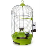 Julia 3 pozink zelené, klec pro ptáky