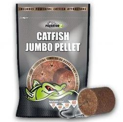 JUMBO Liver Garlic Pellets - s otvorem - 850 g/40 mm