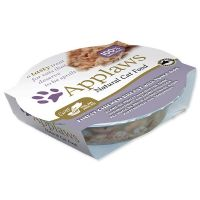 Kalíšek APPLAWS Cat Finest Chicken Breast with Tuna Roe (60g)