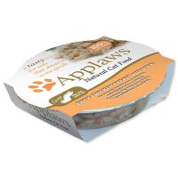Kalíšek APPLAWS Cat Juicy Chicken Breast with Duck (60g)
