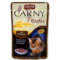 Kapsička ANIMONDA Carny Exotic klokan (85g)